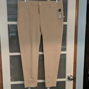 Ralph Lauren tan pants
